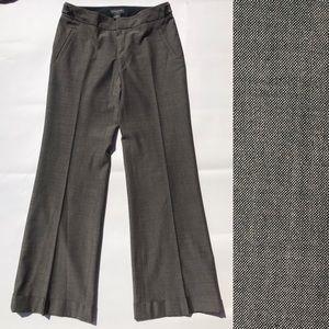 Banana Republic Stretch Wool Dress Pants Womens 4